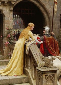 Knight and Lady